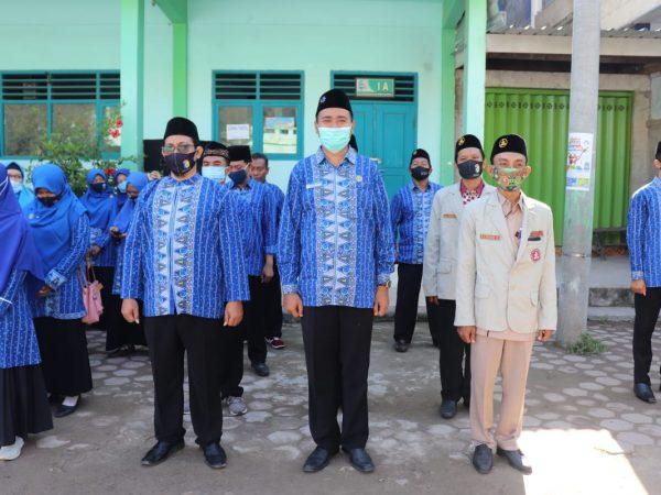 Upacara Bendera dalam rangka Peringatan Milad Muhammadiyah ke-108